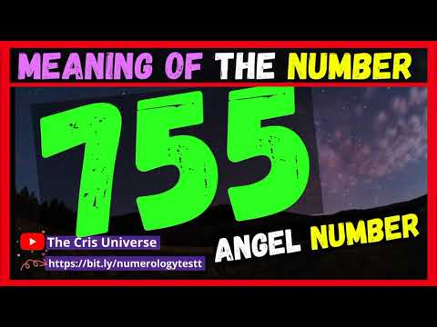 🔥❤️ 755 Angel Number Meaning - Meaning and Significance of seeing the Angel Number 755- 755 in Love