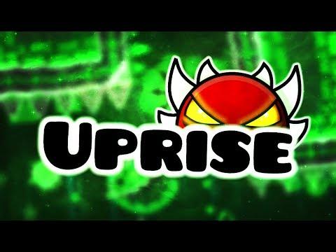 Uprise (Extreme Demon) by Blad3m | On Stream | Geometry Dash