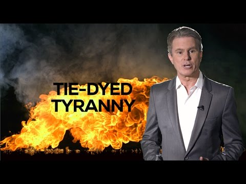Video: Bill Whittle and Tie-Dyed Tyranny: Why the Modern-Day Left Are Basically Fascists
