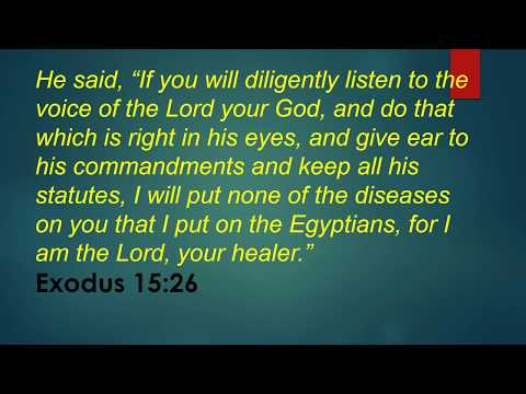 Bible quotes - bible verse about healing