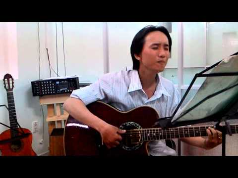 Guitar Tình yêu trả lại trăng sao - Bolero - Đinh Ngọc Huy - Lớp nhạc dấu chấm đen Thủ đức - Thời lượng: 4 phút, 52 giây.
