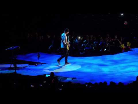 "U2 ""The Little Things That Give You Away"" Live from Rome #U2JTT Night 1 4K"