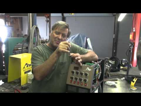 How to Check and Adjust Your TIG Welder's High Frequency Points - Kevin Caron