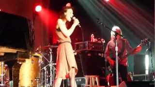 Fiona Apple - Criminal LIVE HD (2012) Hollywood Palladium