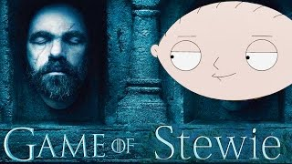 Game of Stewie Stars Stewie Griffin as Tyrion Lannister Because Why Not?