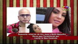 Mira por quién terminó la relación de Natti Natasha y Alá Jazá
