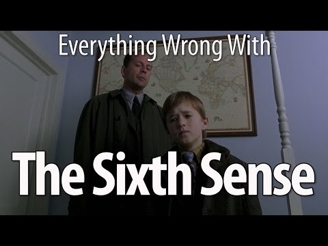 Everything Wrong With The Sixth Sense In 13 Minutes Or Less