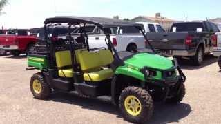 10. 2012 John Deere Gator Wheel Kinetics