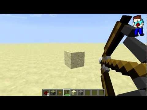 [Minecraft] Урок 73: Самый необычный блок! Мега-баг! [1.2.5]