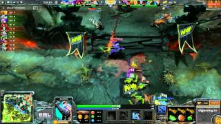 Tournoi DotA 2 EMS One ESL du 21/04/2013 - NaVi vs RoX.KIS - Game 1