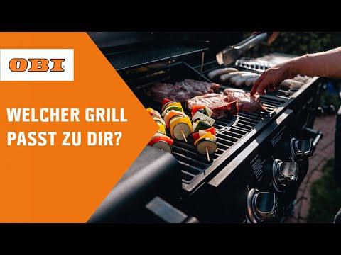 Grillen & BBQ: Welcher Grill passt zu dir? | Tipps vom Grill-Profi | OBI