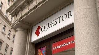 Cierre encadenado de agencias de corretaje en Hungría por un escándalo contable