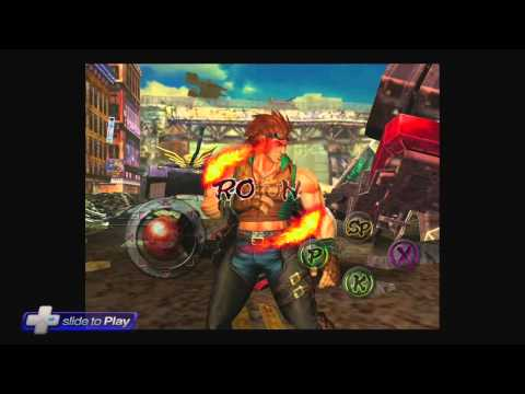 Street Fighter x Tekken Mobile Gameplay Video