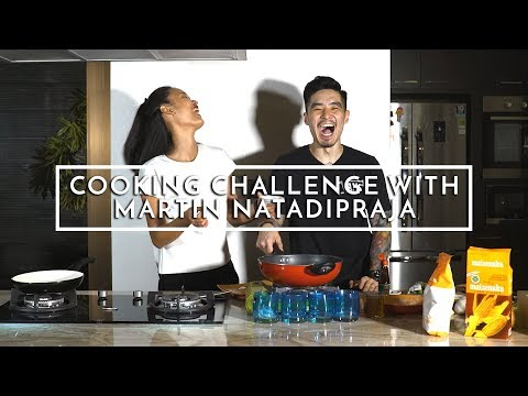 Cooking Challenge With Martin Natadipraja