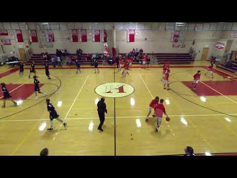 Boys Junior Varsity - Hingham vs Plymouth North