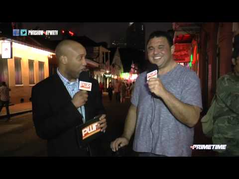 PWR PrimeTime TV: Wrestlemania 30 Preview from New Orleans! (видео)