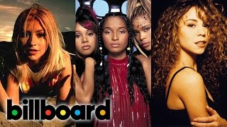 Billboard Hot 100 - Top 100 Best / Greatest Songs Of 1990's.