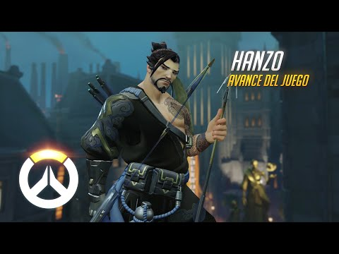 Gameplay de Hanzo
