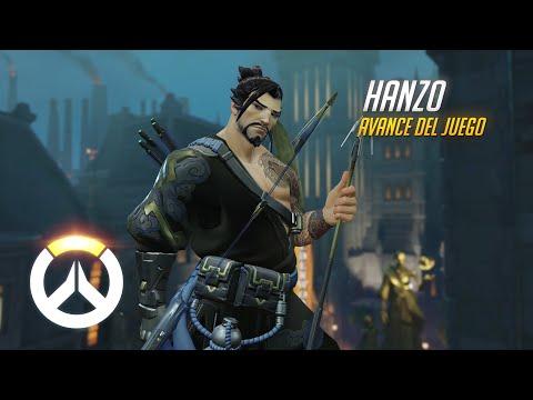 Gameplay de Hanzo