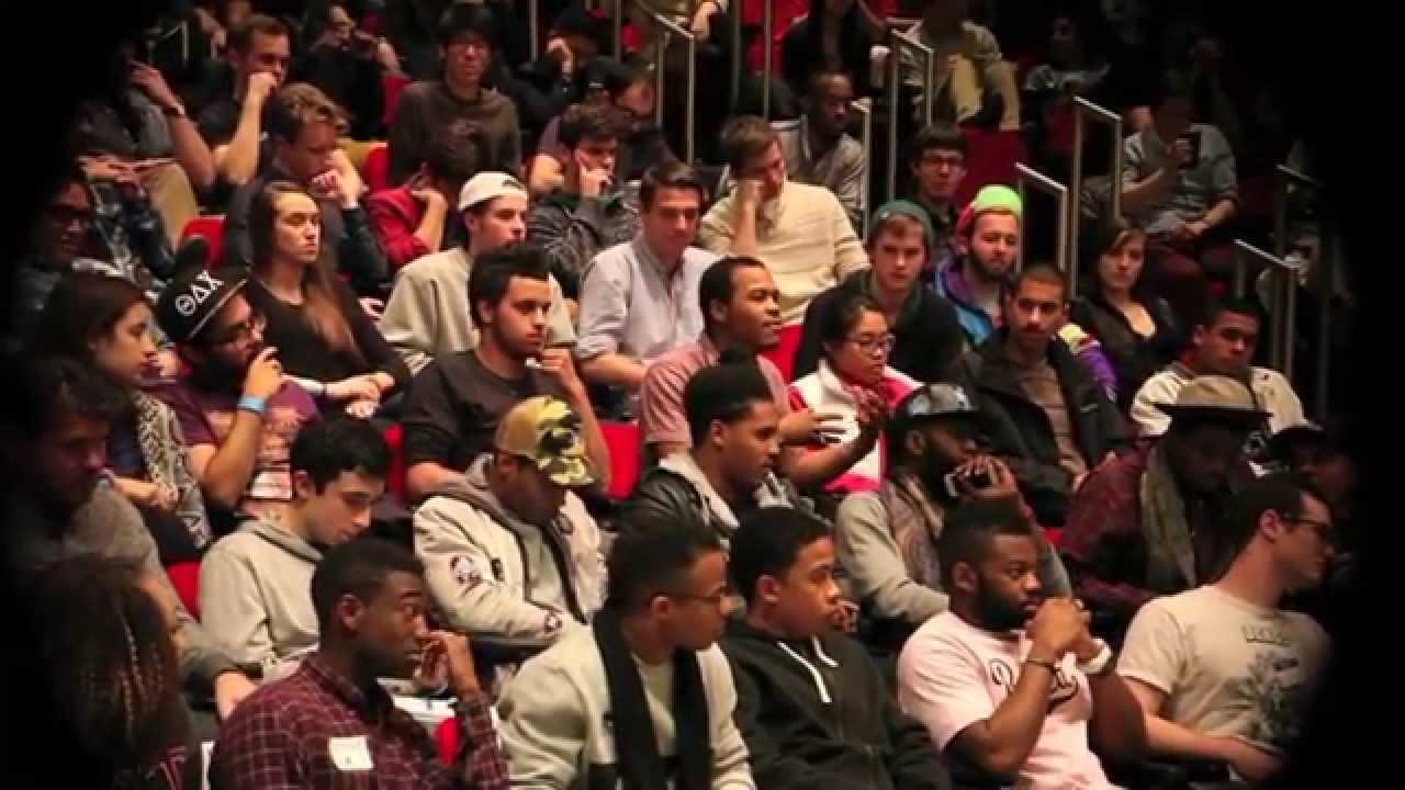 Lil B Lectures For Over An Hour & Half at MIT (Full Lecture)