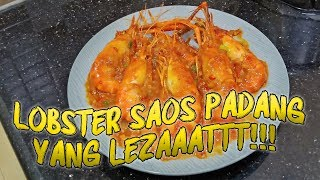 Video LOBSTER SAOS PADANG YANG LEZAAATTT!!! MP3, 3GP, MP4, WEBM, AVI, FLV Maret 2019