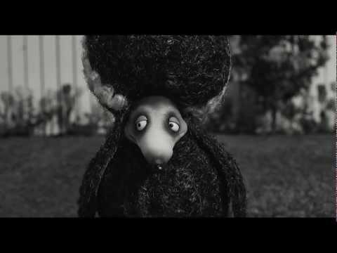 FRANKENWEENIE teaser trailer - Tim Burton - Disney - Available on Digital HD, Blu-ray and DVD Now