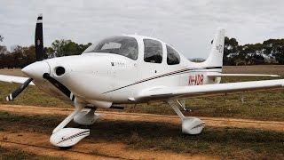 Milawa Australia  City new picture : Cirrus SR20 VH-VDR Landing - Moorabbin Airport