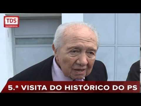 5.ª VISITA DE MÁRIO SOARES A SÓCRATES