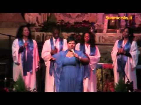 Cheryl Porter and Halleluiah Gospel Singers ad Ischia