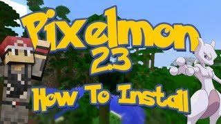 How to Install Pixelmon 1.6.4 Install Video For Pixelmon Pixelmon 2.5.7 All Download Links