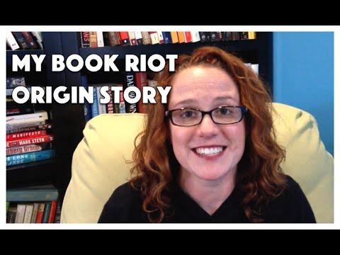 Rebecca's Book Riot Origin Story