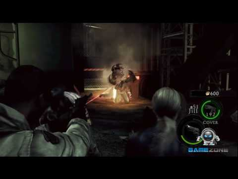 preview-GameZone: The Initiative - Resident Evil 5 DLC, Lost in Nightmares & Desperate Escape (Game Zone)
