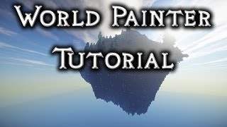 World Painter Tutorial 4 - Floating Islands