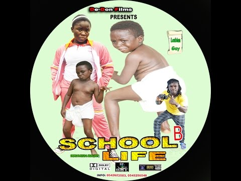 SCHOOL LIFE PART 2 LATEST GHANAIAN TWI MOVIE