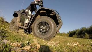 2. ATV #1 KYMCO MXU 500 QUAD  4X4 all terrain all seasons