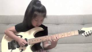 4 girls playing guitar better than you…