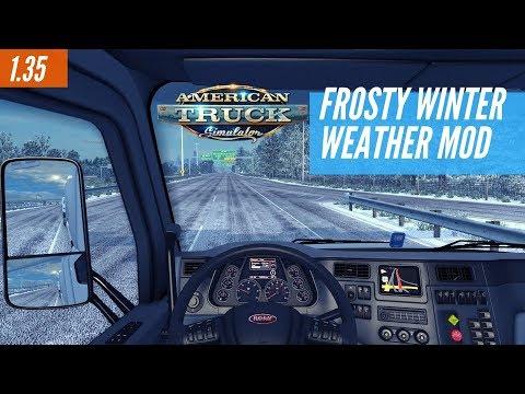 Frosty Winter Weather Mod v2.6