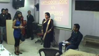 Presentation Skill Competition at PCTI