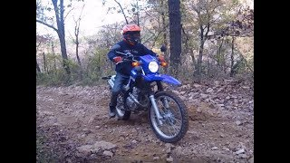 10. XT250 Offroad compilation of 2017