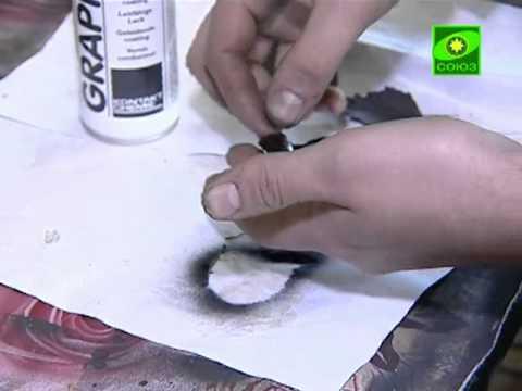 Как сделать токопроводящею краску