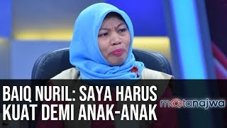 "Video Hukuman Salah Alamat: Baiq Nuril, ""Saya Harus Kuat Demi Anak-Anak"" (Part 1) | Mata Najwa MP3, 3GP, MP4, WEBM, AVI, FLV Desember 2018"