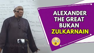 Video Alexander The Great BUKAN Zulkarnain | Ustaz Auni Mohamed MP3, 3GP, MP4, WEBM, AVI, FLV April 2019