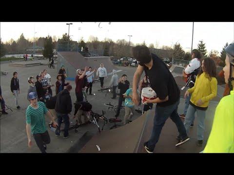 Dave Mirra Jam at Beaverton Skatepark