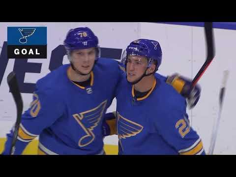 Video: Chicago Blackhawks vs St Louis Blues   NHL   OCT-27-2018   21:00 EST