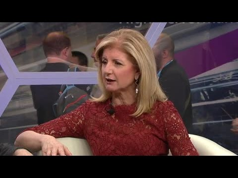 The Salesforce Conversations with Peter Schwartz & Arianna Huffington