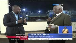 KTN Prime Full Bulletin 26th Nov  2015