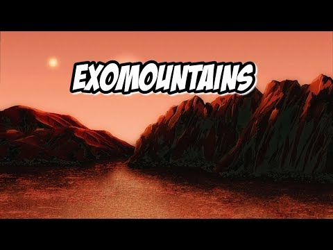 Exotopography YouTube Video from Cool Worlds