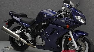 8. 2008 SUZUKI SV650S  - National Powersports Distributors