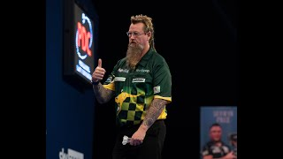 "Simon Whitlock: ""Round-robin is horrible – I hate it! This tournament doesn't agree with me"""