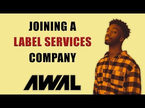 Inside Look: An Artist's Experience With AWAL